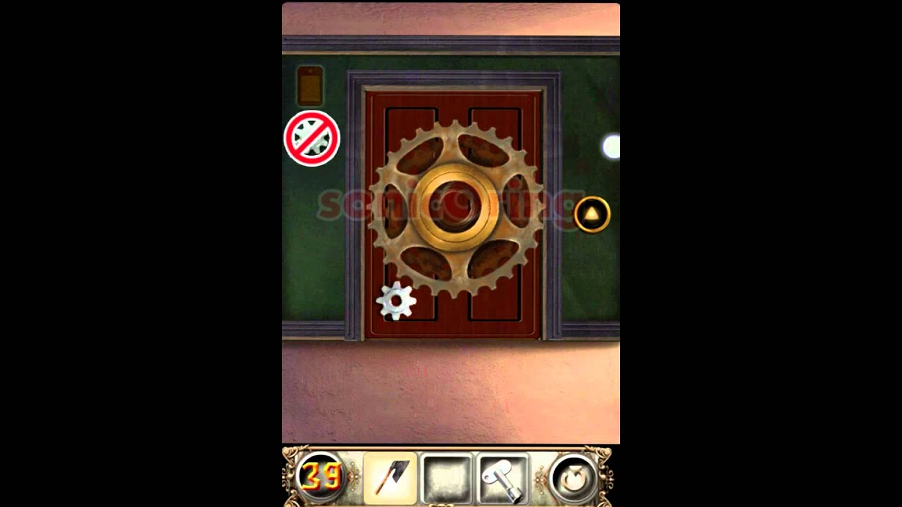 100 Doors Floors Escape Level 39 Walkthrough Youtube