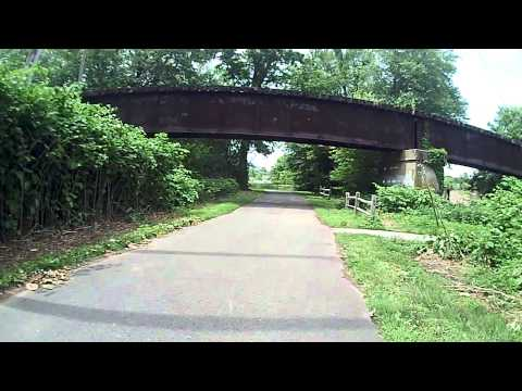 Schuylkill River Trail - Oaks to Phoenixville