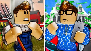 Separated at Birth: A Sad Roblox Movie