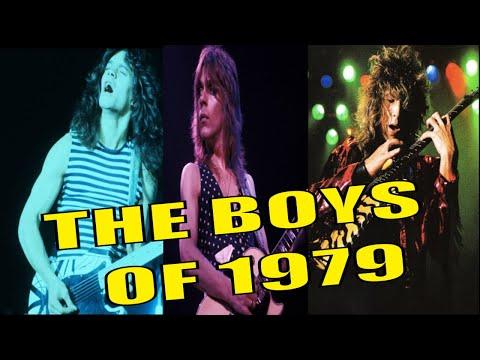 George Lynch 109: Eddie Van Halen, Randy Rhoads & George Lynch | The Year: 1979