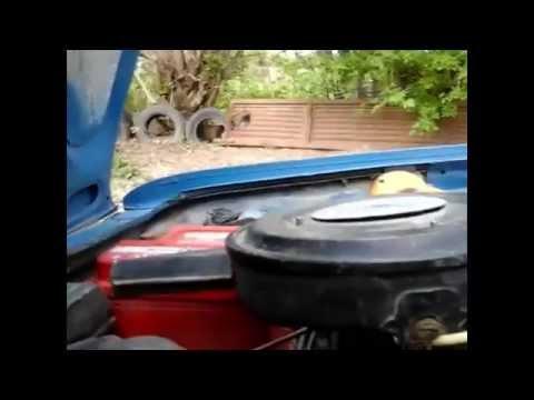Скажи НЕТ парам бензина и ПЛОХОМУ ЗАПУСКУ в жару! Доработка крыши кастрюли! (Подписчик Представляет)