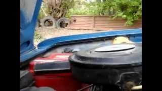 видео ВАЗ 2107 заводится и глохнет, глючит бензонасос