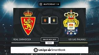 R Zaragoza UD Las Palmas MD14 D1830