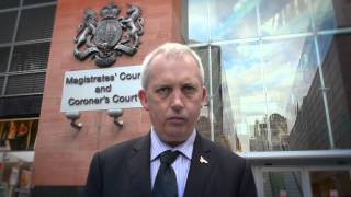 Matt Gallagher - Liberal Democrat Candidate, Police and Crime Commissioner for Greater Manchester