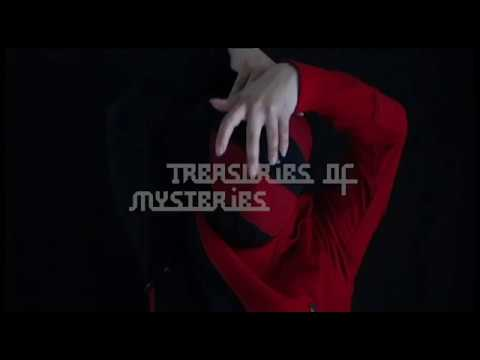 TREASURIES OF MYSTERIES | A HIPHOP THEATRE SOLO BY SHEYDA DARAB