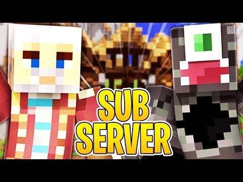 Minecraft - SUBserver making-off