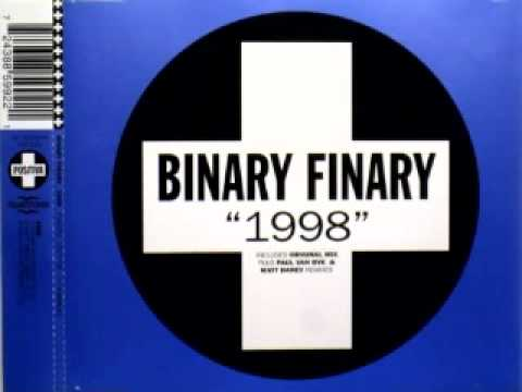 Binary Finary - 1998 (Radio Edit)