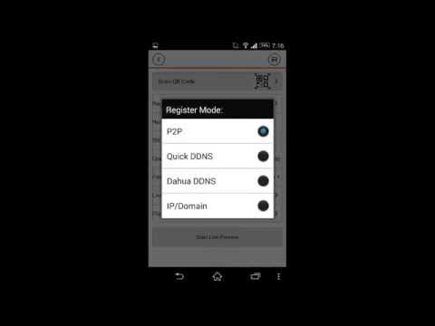 how to set up gdmss on phone