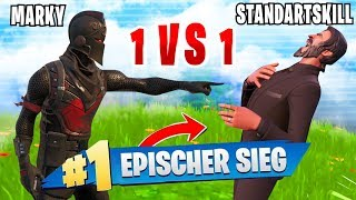 I hit StandartSkill in a solo round and that happened. (Fortnite 1v1)
