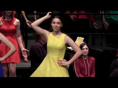 Tigard High School Choir Spring Concert 2019, Stage & Screen & Jazz