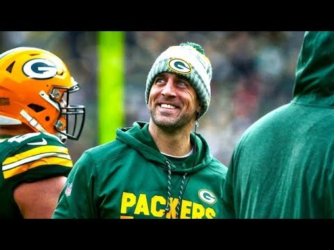 Packers - The Argument for Letting Aaron Rodgers Play