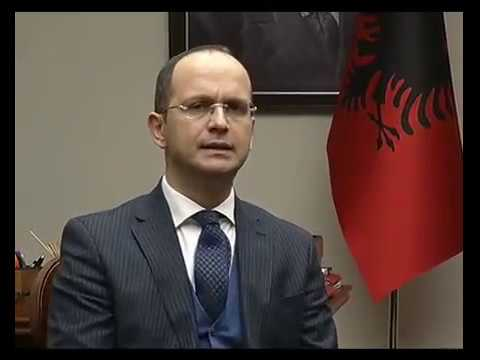 Intervistë e Ministrit Ditmir Bushati për RTSH-në