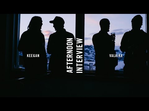 What Youth: Afternoon Interview - Keegan Valaika