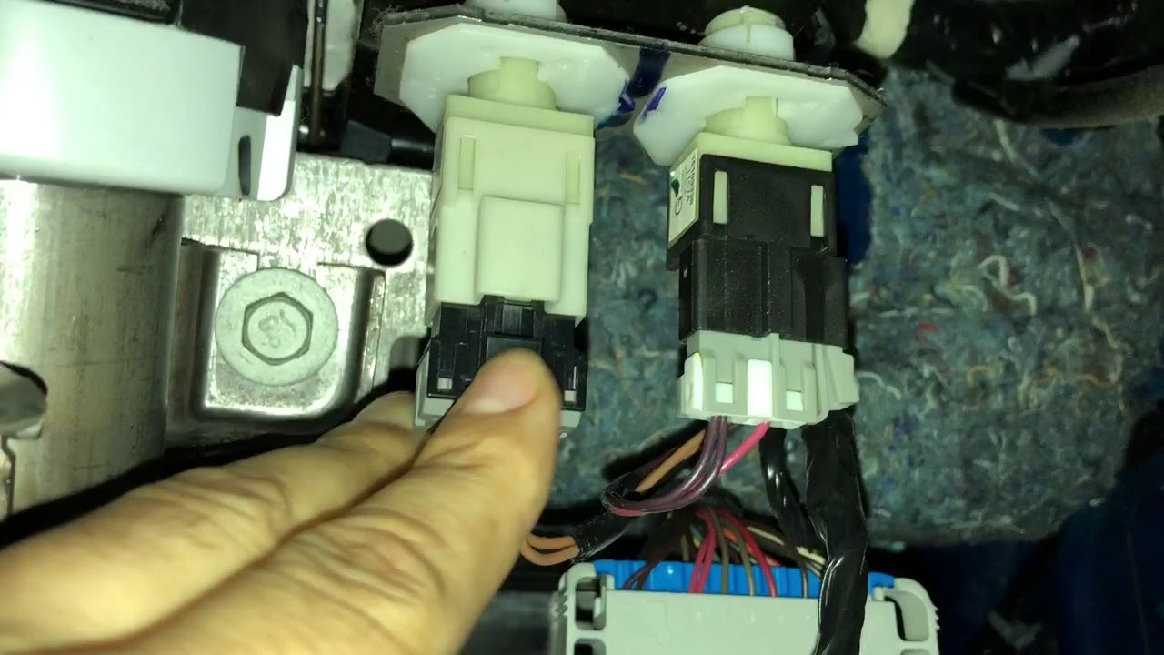 hight resolution of diy 2012 chevy colorado brake light switch replacement cruise control not working