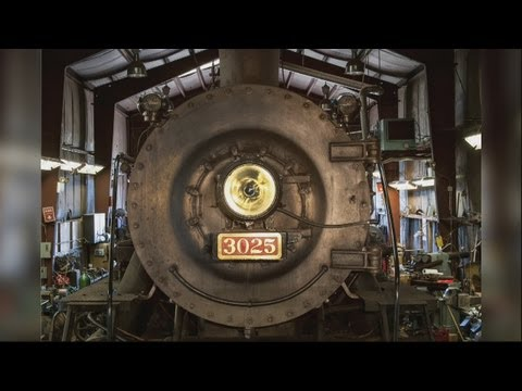 Nyberg -- The Valley Railroad