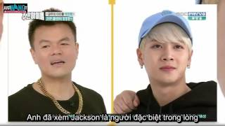 [VIETSUB] Weekly Idol Ep 248 - GOT7 Jackson cut