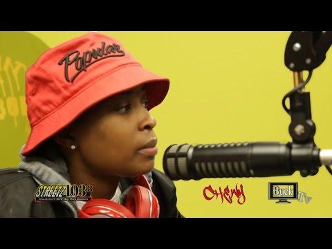 Dej Loaf Interview with Streetz 103.3 on Buck Tv (12/04/14)
