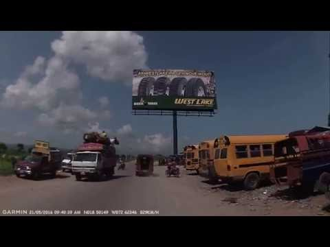 Haiti Road Trip 2016 - PT 3 - Passing By Dufort on the Way to Grand Goave