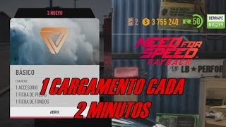CARGAMENTOS INFINITOS !!!!! | NFS PAYBACK | CHARLIE SPEED