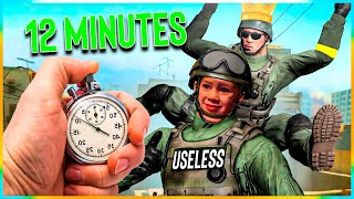 12 Minutes Of Useless CS:GO Moments