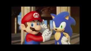 Waving Flag Mario and Sonic London 2012 Full Trailer