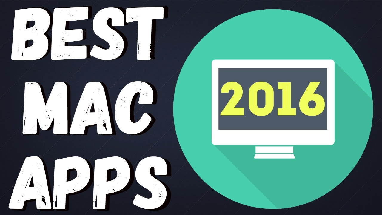 best apps on mac