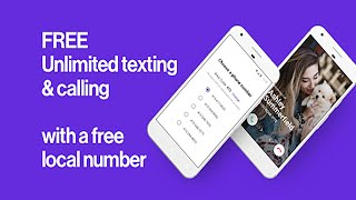 TextNow - Get Unlimited Calling & Texting for Free screenshot 4