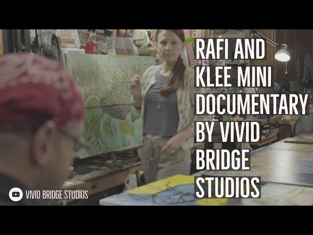 Rafi and Klee Art and Jewelry Studio By Vivid Bridge Studios