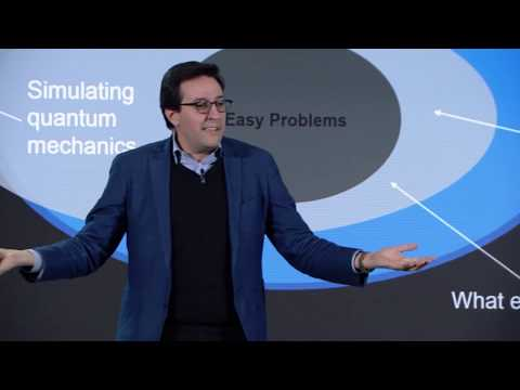 Quantum computing explained with a deck of cards | Dario Gil