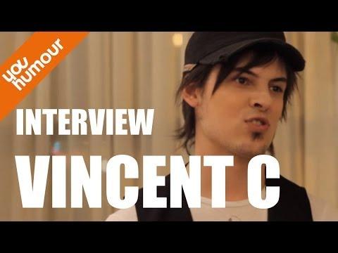 Vincent C, Interview festival Laval 2012