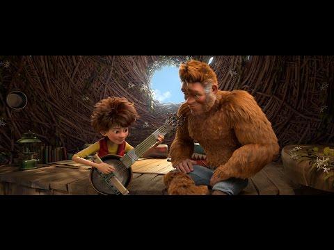 Trailer oficial Bigfoot Junior (The Son of Bigfoot 3D) (2017) streaming vf
