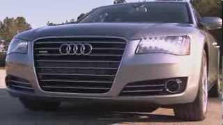 Audi A8L VS Jaguar XJL