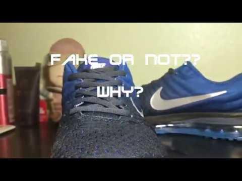 new products fa7ed 2441a Fake Nike AirMAX 2017????