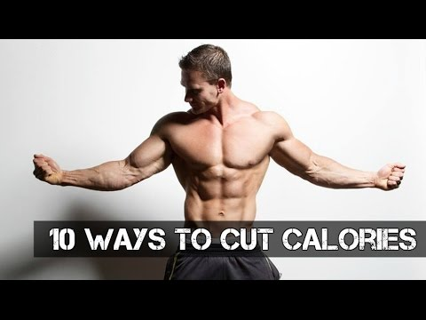 Easy Fat Loss Tips: 10 Ways to Cut Calories- Thomas DeLauer