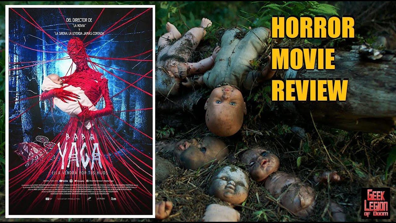 Download BABA YAGA : TERROR OF THE DARK FOREST ( 2020 Svetlana Ustinova ) Horror Movie Review