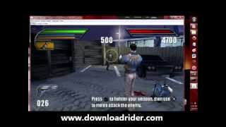dead to rights reckoning PC/jpcsp Gameplay.wmv
