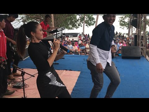 Sambalado baby shima live konser di Belitung Indonesia
