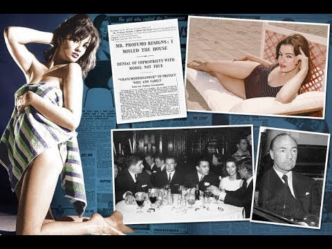 Christine Keeler on sex and secrets of Profumo affair – after former call girl dies aged