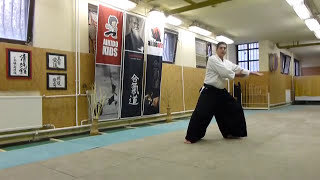 sayu kokyu ho undo 1 [TUTORIAL] Aikido basic technique