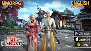 Jade Dynasty Mobile Gameplay Android - iOS English version