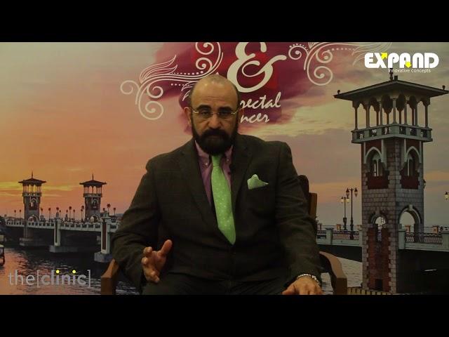 الأستاذ الدكتور وليد عرفات يتحدث عن مرض السرطان الثدى