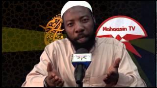 Sheikh Hamza Rajab - Nasaha za Ramadhan