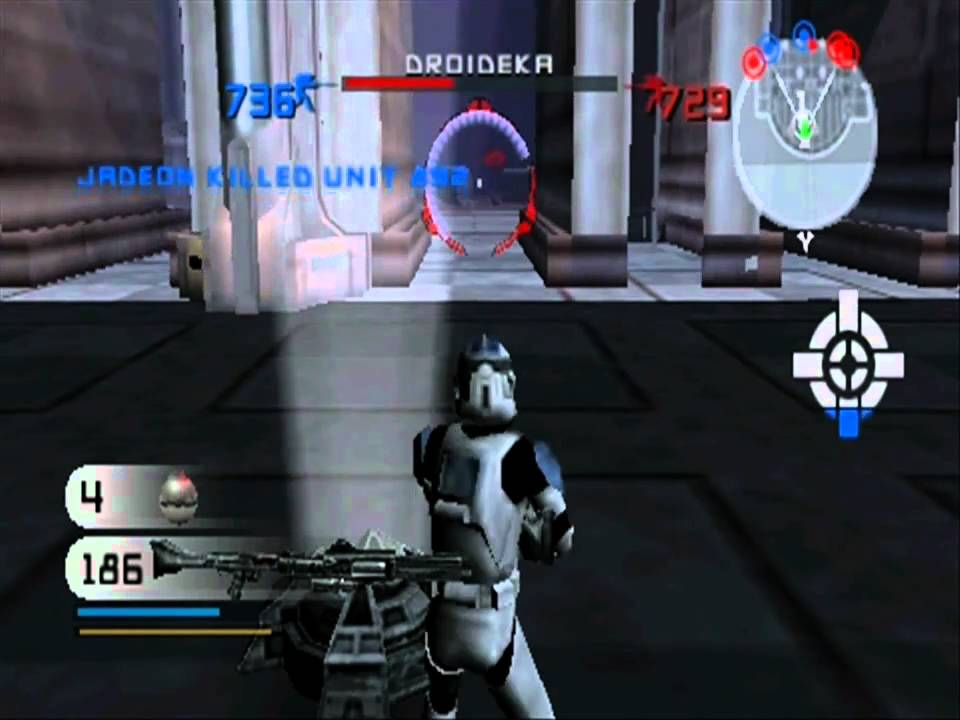 Star Wars Battlefront 2 PSP Modded w/ download links