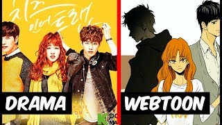 Download Video 6 Drama Korea yang Diadaptasi dari Webtoon | Wajib Nonton MP3 3GP MP4