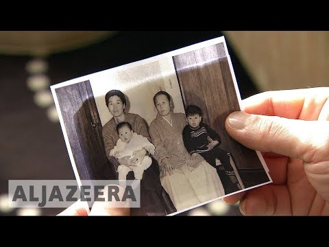 Korean Air abduction: Family separated for 48 years