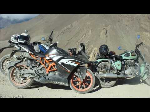 Mustang tour Adventerous trip in Royal Enfield, KTM RC & Duke