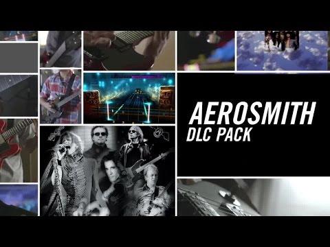 "Rocksmith 2014 Edition   ""Aerosmith DLC Pack"" Trailer   EN"