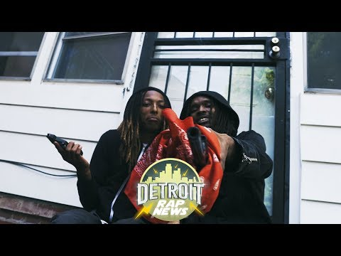 "Sker Mcgurt – ""ABC"" DetroitRapNews Exclusive (Official Video)"