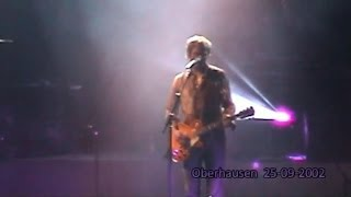 a-ha live  (Pal & Mags) - Sycamore Leaves (HD) - Oberhausen - 25-09 2002