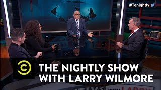 The Nightly Show - Panel - Water On The Red Planet